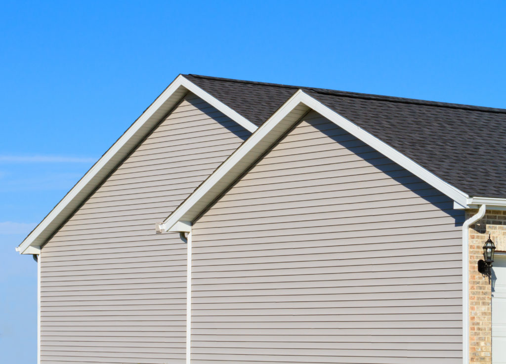 Exterior Renovations- Siding, Replacement Windows, Gutters