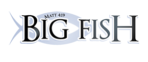 Big Fish Contracting – Roofing Contractors and Exterior Renovations Retina Logo