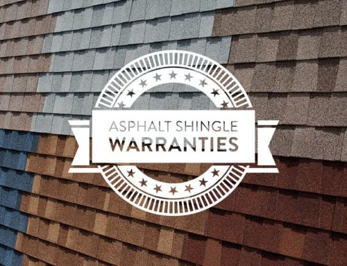 Asphalt Shingle Warranties: What You Didn't Know You Needed to Know