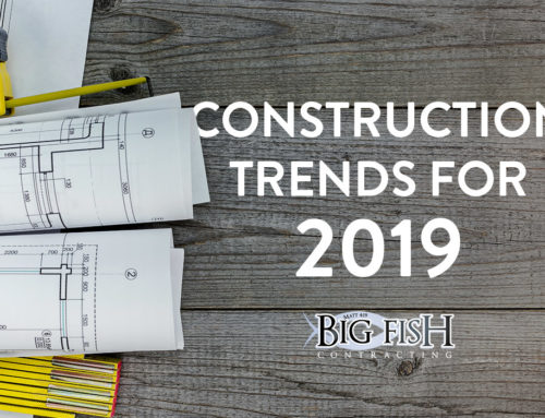Construction Trends for 2019