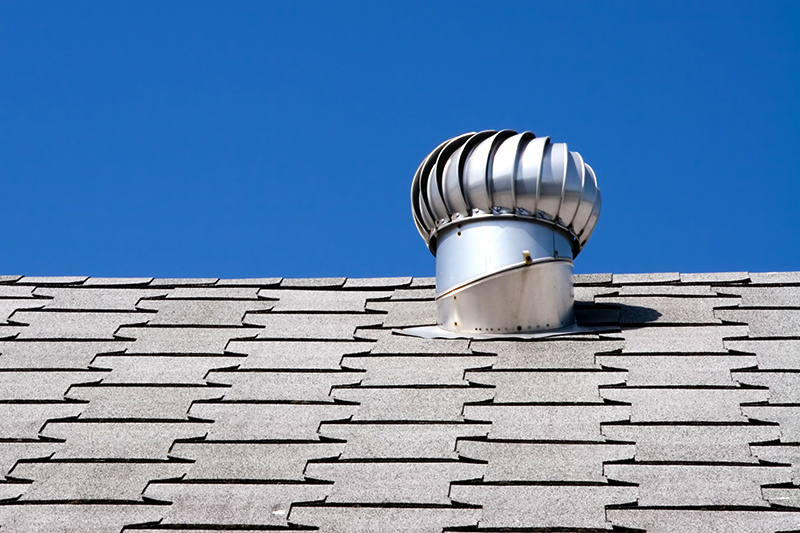 Rooftop Wind Turbines Ventilator : Roofing ventilation questions answered